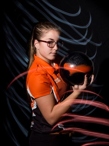 Emilie Passanante, Lincoln Park Academy, all-area girls