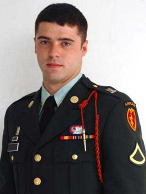 Cpl. Cody Putman was killed in the line of duty in Iraq in 2007. He will be honored at Sunday's Coca-Cola 600.