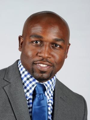 Cary Langham, class of 2016 40 under 40 honoree.