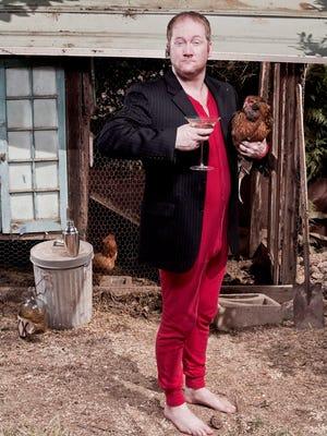 North Carolina funny-man Jon Reep performs at The Millroom on May 6.