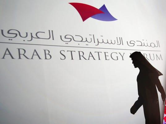 AP MIDEAST EMIRATES DUBAI OIL I ARE