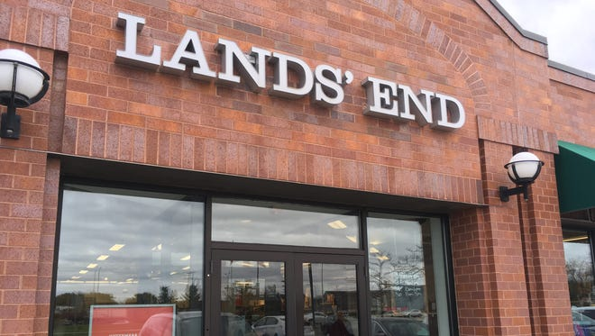Lands' End on Thursday reported another quarter of declining sales