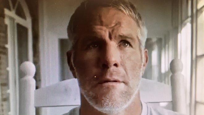 "Brett Favre appears in a new Buffalo Wild Wings commercial, ""The Conspiracy,"" that will air during Super Bowl LI pregame."