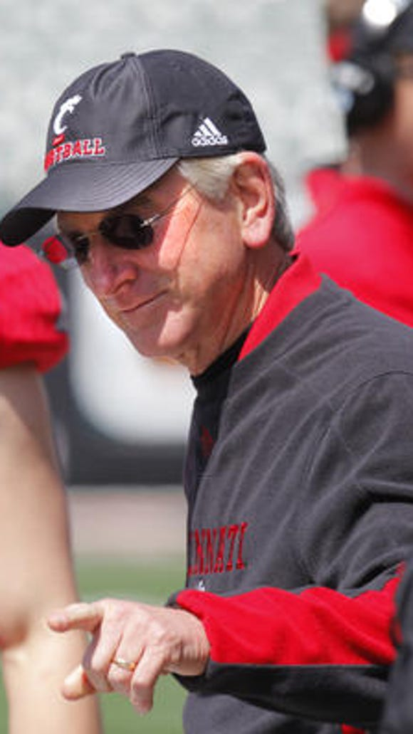 UC coach Tommy Tuberville and his staff have received nine oral commitments from the prep class of 2016.