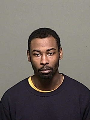 Armani C. Meek was arrested Thursday in connection with a December armed robbery.