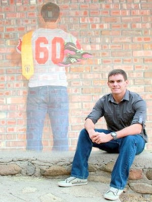 Cobre's Dylan Rottman was awarded the Comcast Leaders and Achievers Scholarship.