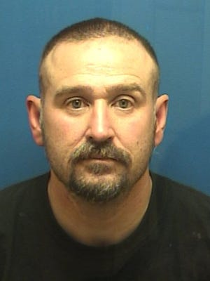 Santa Paula police on Thursday said officers arrested Anthony Ped, 41, of Santa Paula, in connection with illegally possessing guns and ammunition.