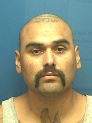 Mark Flores, 35, of Santa Paula.