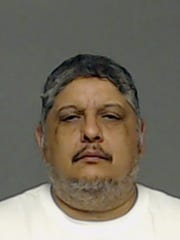 Luis Ayala is accused of having sexual relations with a male inmate at the county jail