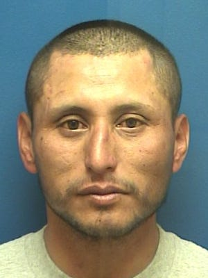 Efren Manzano was arrested on suspicion of rape by force or fear, false imprisonment and burglary charges Sunday night, according to Santa Paula police.