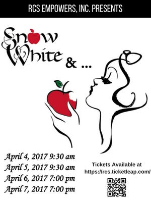 """RCS Empowers, Inc. Stories in Action brings you a never before seen look at the classic Grimm Fairy Tale, """"Snow White & ..."""""""