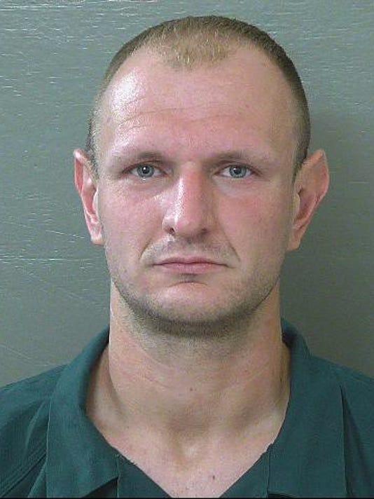 Thomas Turner arrest