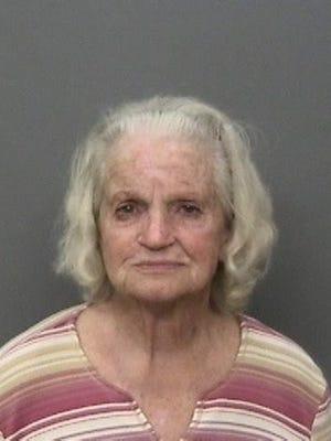 Betty Frances Sanders, 84.