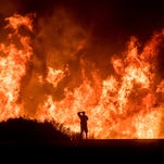 Budget deal includes wildfire disaster fund