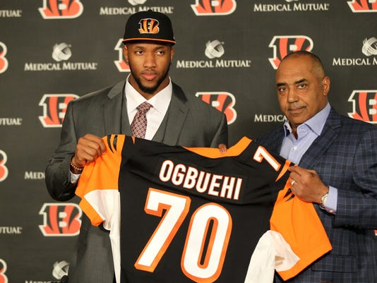 a68c848c 2015 NFL Draft: Grading the Cincinnati Bengals' picks