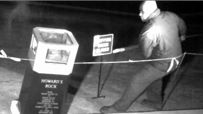 Clemson University police released this photo.