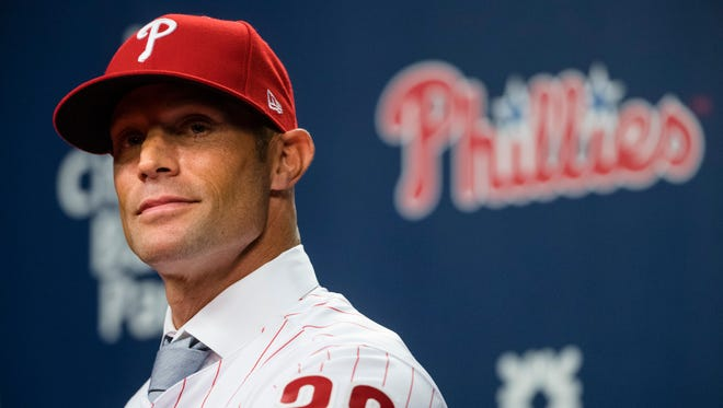 Gabe Kapler says the Phillies are ''ultra competititve.''