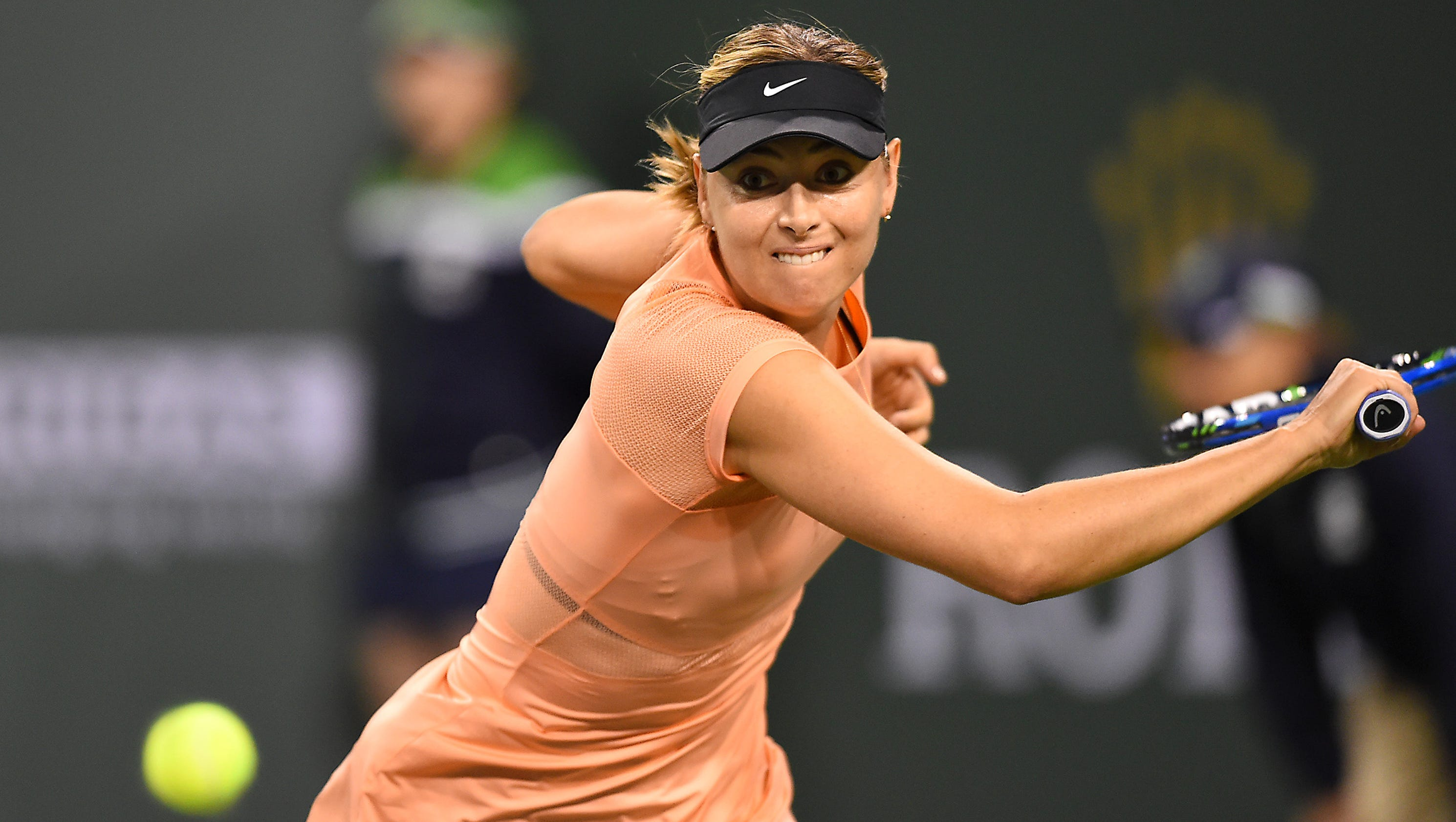 Maria Sharapova snaps back at disappointed fan on Twitter