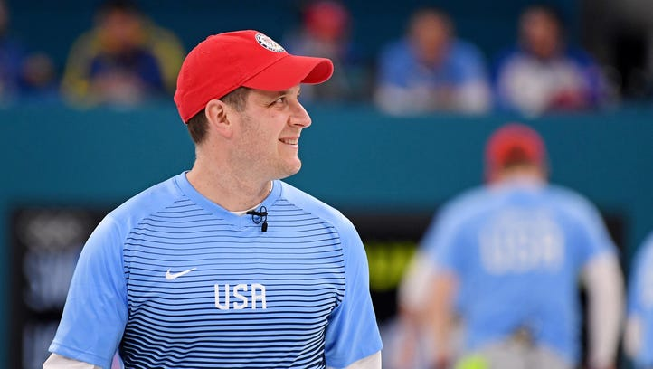 From humiliation to joy, John Shuster perseveres to win USA's first curling gold