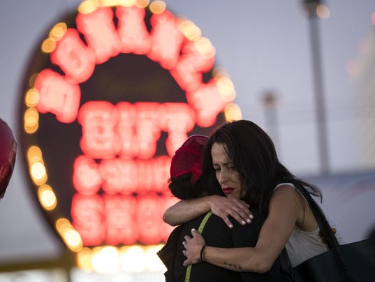 las vegas shooting aftermath