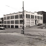Portrait of the Past: North Lexington and Walnut, 1980