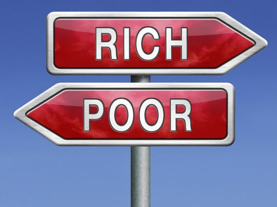 Rich or poor signs. Whether you admire your parents or swear you'll never turn out like them, you probably learned more from them than you think.