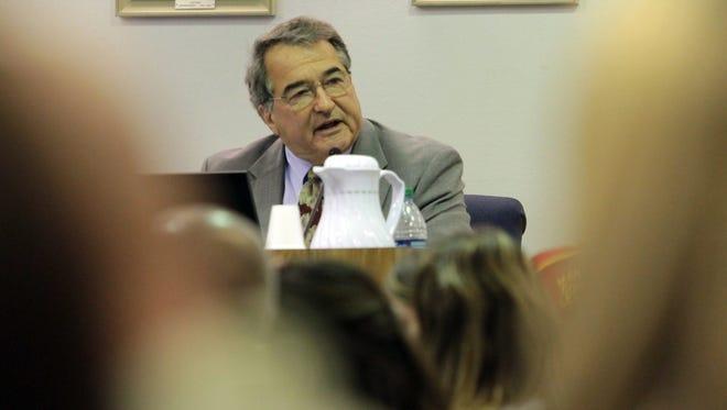 Dr. Pat Cooper, Lafayette Parish School Board Superintendent