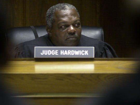 Judge Johnny Hardwick