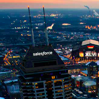 Salesforce has submitted renderings to the city that