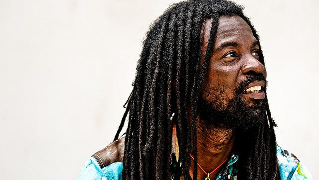 Hailing from Ghana, Rocky Dawuni, integrates his influences from Africa, the Caribbean and the U.S. to create an appealing sound that unites generations and cultures.