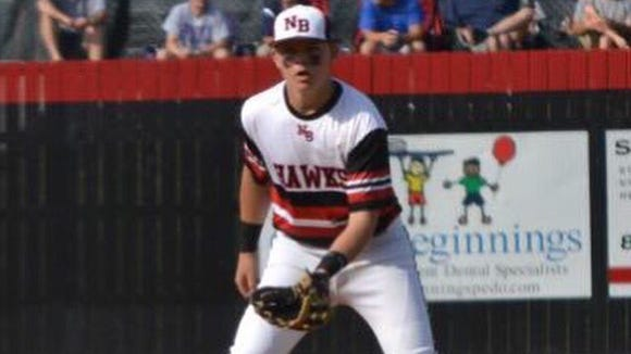 North Buncombe senior Collin Wheeler has committed to play college baseball for Hiwassee (Tenn.).