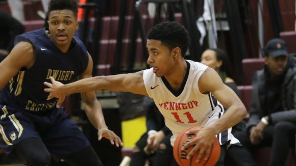 Jaylen Colon, who recently scored his 1,000th career point, leads defending champion and top-seeded Kennedy into the Passaic County Boys Basketball Tournament.