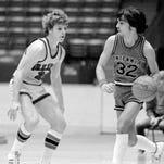 March 14, 1981: Johnstown vs. Centennial District Tournament Basketball.