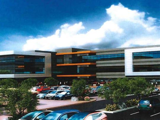 Scottsdale-based developer DMB plans to build a new