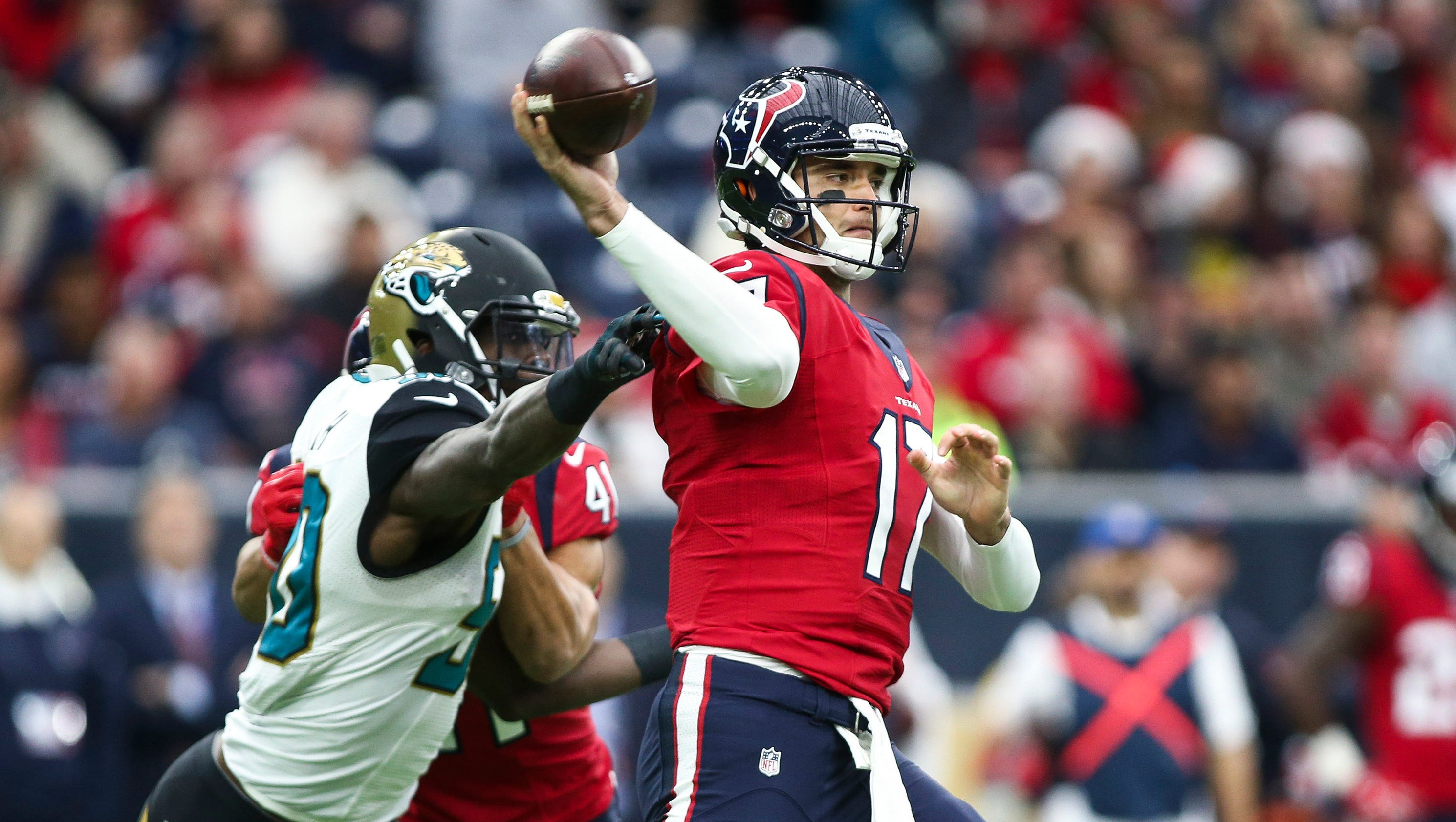 Brock Osweiler S Benching Leaves Texans Qb Picture Cloudy