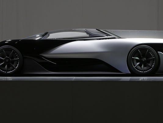 Faraday Future (FF) FFZERO1