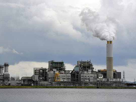Duke Energy's Lake Julian coal-fueled power plant is scheduled to be decommissioned.