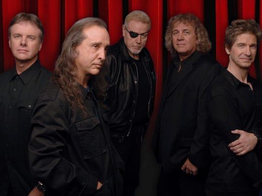 Kansas performs at Tarrytown Music Hall in October.