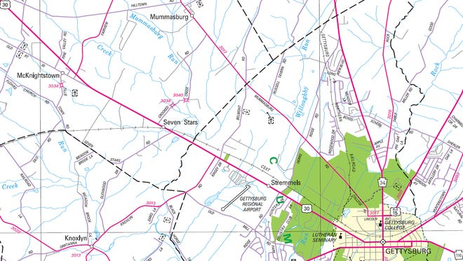 A contractor for PennDOT will begin drainage pipe replacement work on a 4.22-mile stretch of U.S. 30 in Cumberland Township starting December 11, 2017.