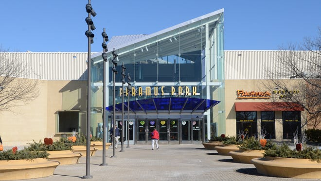 Paramus Park mall.