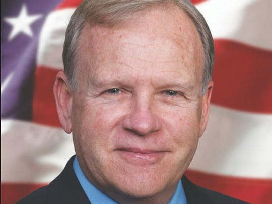 Brevard County Commissioner Curt Smith is seeking re-election in District 4.