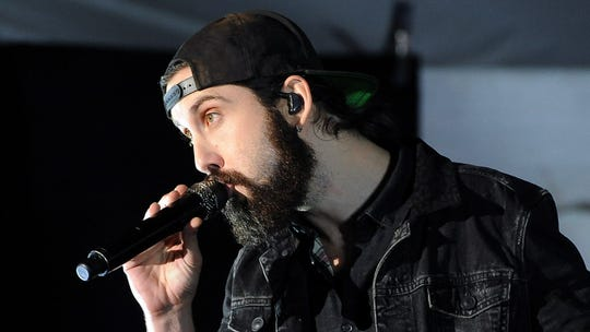 Avi Kaplan of Pentatonix performs to a sold-out show