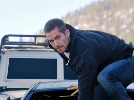"""""""Furious 7"""" became a tribute to the late Paul Walker."""