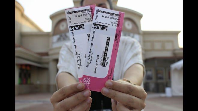 Shortfest Tickets