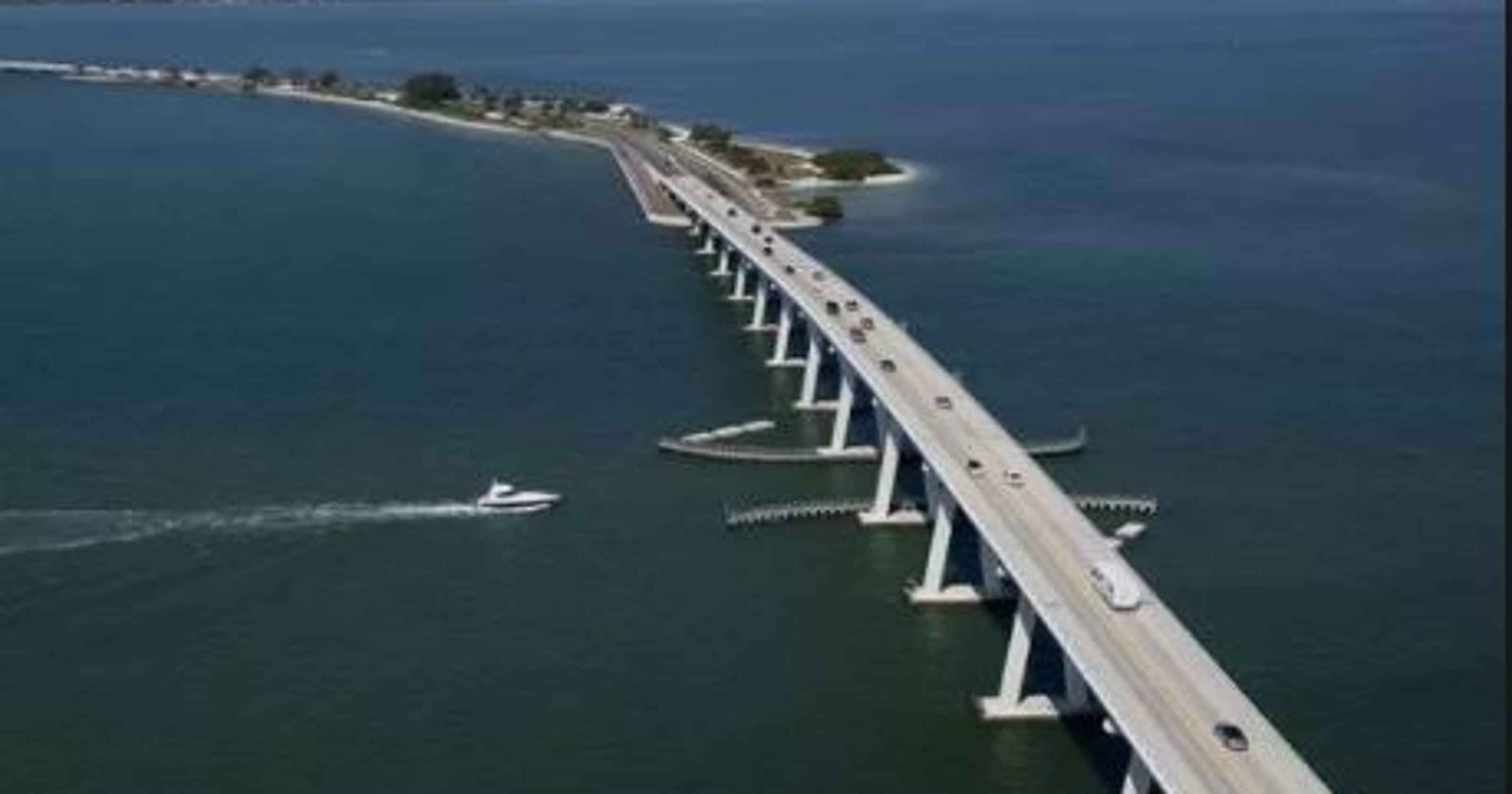 Hurricane Irma Sanibel Causeway Closed Until Cleared Bridge Inspections Begin Early Monday
