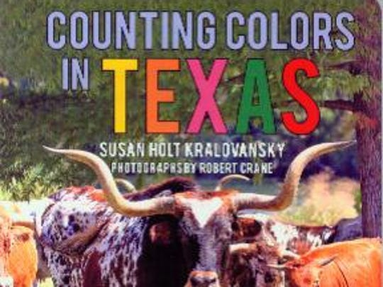 """""""Counting Colors in Texas"""" by Susan Holt Kralovansky"""