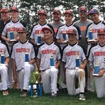 Northville Broncos 15U Diamond Dawg champs