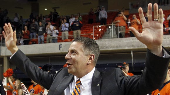 "Auburn coach Bruce Pearl has ""avoided a potential disaster"" with the changes made to the roster this off-season."