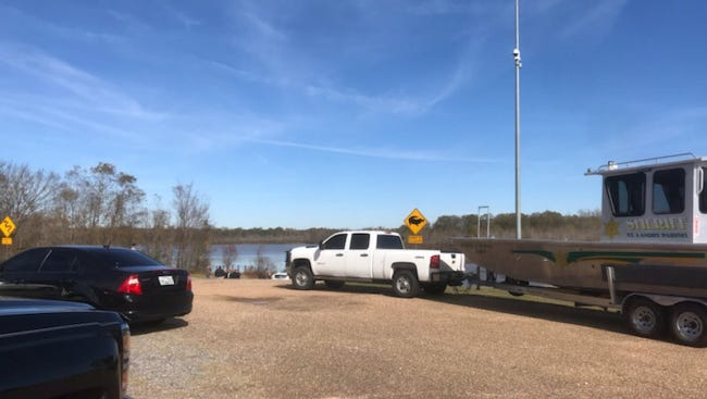A body was found today in Lake Dubuisson.