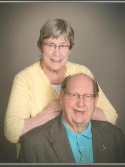 Anniversaries: Bob Johnson & Betty Johnson